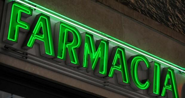 Foto Stock - Farmacia