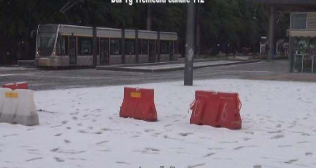 nevicata a messina